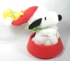 2009 Sledding Snoopy *Plush *Mint with tag