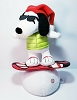 Snowboard Snoopy Plush *Sound & Music W Tag
