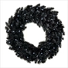 2019 Star Wars Collection Black Galaxy Wreath *Pre-lit *Keepsake Power Cord Sold Separately