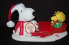 2009 Swinging With Snoopy at Piano With Tag *New