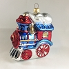 1998 Festive Locomotive *Blown Glass