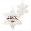 2019 Remember the Magic Keepsake Ornament Club Snowflake *KOC Event Exclusive
