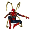 2019 Spiderman - Iron Spider *Comic Con Exclusive
