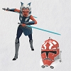 2020 Star Wars The Clone Wars Ahsoka Tano and 332nd Helmet Set of 2 *Comic Con Exclusive