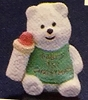1990 Baby's First Christmas Bear *MM