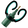 Hallmark Light String Adapter *For Light-String Powered Ornaments