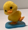 1984 Flocked Duck on Puddle *MM Easter