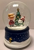 Peanuts Musical Snow Globe Tabletop