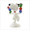 2015 Peanuts Decking the Tree Snoopy