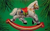 1983 Tin Rocking Horse  (NB)