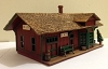 1994 Sarah Plain and Tall Train Station Tabletop (SDB)