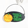Trick or Treat Green Lettering *Halloween Trimmer