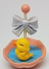 1986 Umbrella With Duck Floating *MM Easter