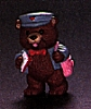 1994 Bear Letter Carrier *MM Valentine's