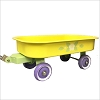 Yellow Spring Wagon for Display *Easter