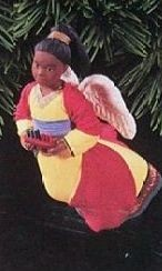 1996 A Celebration Of Angels 2nd  (SDB) Hallmark Keepsake Ornament 1295QX563-4
