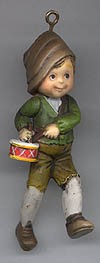 1975 Adorable Adornments Drummer Boy  (NB) Hallmark Keepsake Ornament 250QX161-1