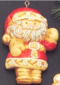 1976 Tree Treat Santa (NB) Hallmark Keepsake Ornament 300QX177-1