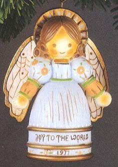 1977 Yesteryears Angel (SDB) Hallmark Keepsake Ornament 600QX172-1