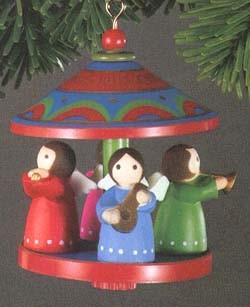 1979 Carousel 2nd Angels (NB) Hallmark Keepsake Ornament 650QX146-7