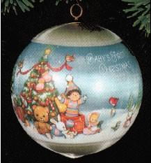 1979 babys first christmas ball nb hallmark keepsake ornament 350qx208 7 2 2