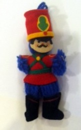 1980 Yarn Soldier( No Packaging) Hallmark Keepsake Ornament QX1641-2