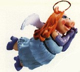 1981 Divine Miss Piggy  Hallmark Keepsake Ornament 1200QX425-5