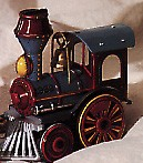 1982 Tin Locomotive 1st (SDB) Hallmark Keepsake Ornament 1300QX460-3