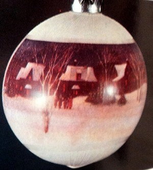 1983 New Home-Ball   Hallmark Keepsake Ornament 450QX210-7