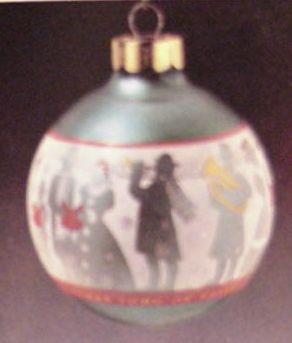 1984 Friendship-Ball  Hallmark Keepsake Ornament 450QX248-1