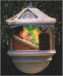 1987 Christmas Morning *Magic (SDB) Hallmark Ornament at Ornament Mall