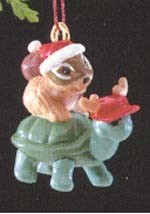 1989 Slow Motion *Miniature Hallmark Keepsake Ornament 600QXM575-2