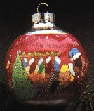 1990 Peanuts Ball (SDB) Hallmark Keepsake Ornament 475QX223-3