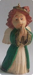 1990 Country Angel- Never Issued (NB) Hallmark Keepsake Ornament 675QX504-6-2-2-2