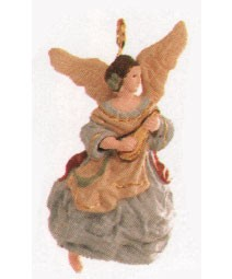 1991 Heavenly Minstrel *Miniature Hallmark Keepsake Ornament 975QXM568-7