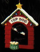 1992 Special Dog Photoholder  Hallmark Keepsake Ornament 775QX542-1