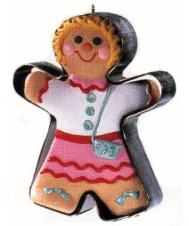 1993 Clever Cookie  Hallmark Keepsake Ornament 775QX566-2