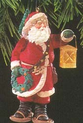 1994 Merry Olde Santa 5th  Hallmark Keepsake Ornament 1495QX525-6