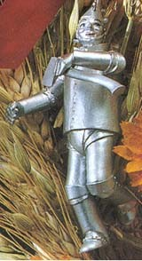 1994 Wizard of Oz Tin Man  Hallmark Keepsake Ornament 995QX544-3