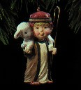 1994 Helpful Shepherd  Hallmark Keepsake Ornament 895QX553-6