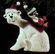 1995 Polar Coaster Penguin Hallmark Keepsake Ornament 895QX6117