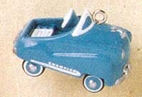 1995 Miniature Kiddie Car Classics 1st Murray Champion *Miniature *COLORWAY Hallmark Keepsake Ornament 575QXM407-9-2