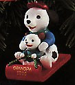 1996 Grandpa Puppies Hallmark Keepsake Ornament 895QX585-1