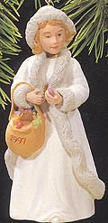 1997 Christmas Visitors 3rd Kolyada  (SDB) Hallmark Keepsake Ornament 1495QX617-2-2