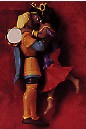 1997 Phoebus & Esmeralda The Hunchback Of Notre Dame *Disney Hallmark Keepsake Ornament 1495QX634-4