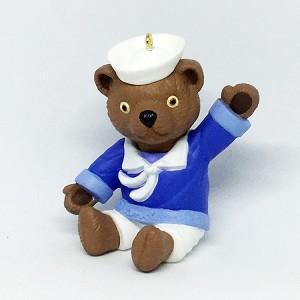 1998 Grandson Bear Hallmark Keepsake Ornament 795QX667-6