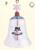 1999 Forecast For Fun  Hallmark Keepsake Ornament 1495QX686-9
