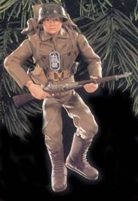 1999 G.I. Joe Action Soldier Hallmark Keepsake Ornament 1395QX653-7