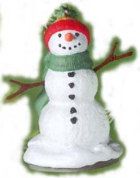 2000 Signature Snowman-Artists (Event) Hallmark Keepsake Ornament 995QXC442-4