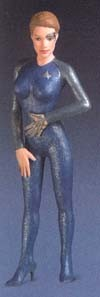 2000 Star Trek Seven Of Nine Hallmark Keepsake Ornament 1495QX684-4
